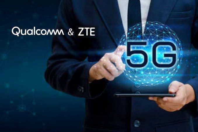 Qualcomm và ZTE đánh dấu cột mốc 5G mới với việc thực hiện thành công cuộc gọi Voice Over New Radio