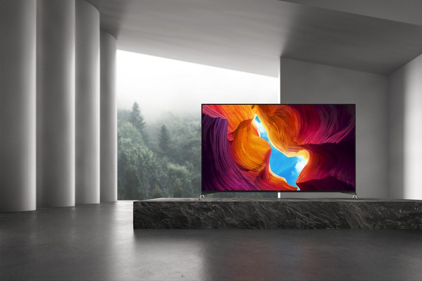 Sony ra mắt loạt TV đầu tiên của năm 2020, có TV OLED 4K nhỏ nhất trên thị trường