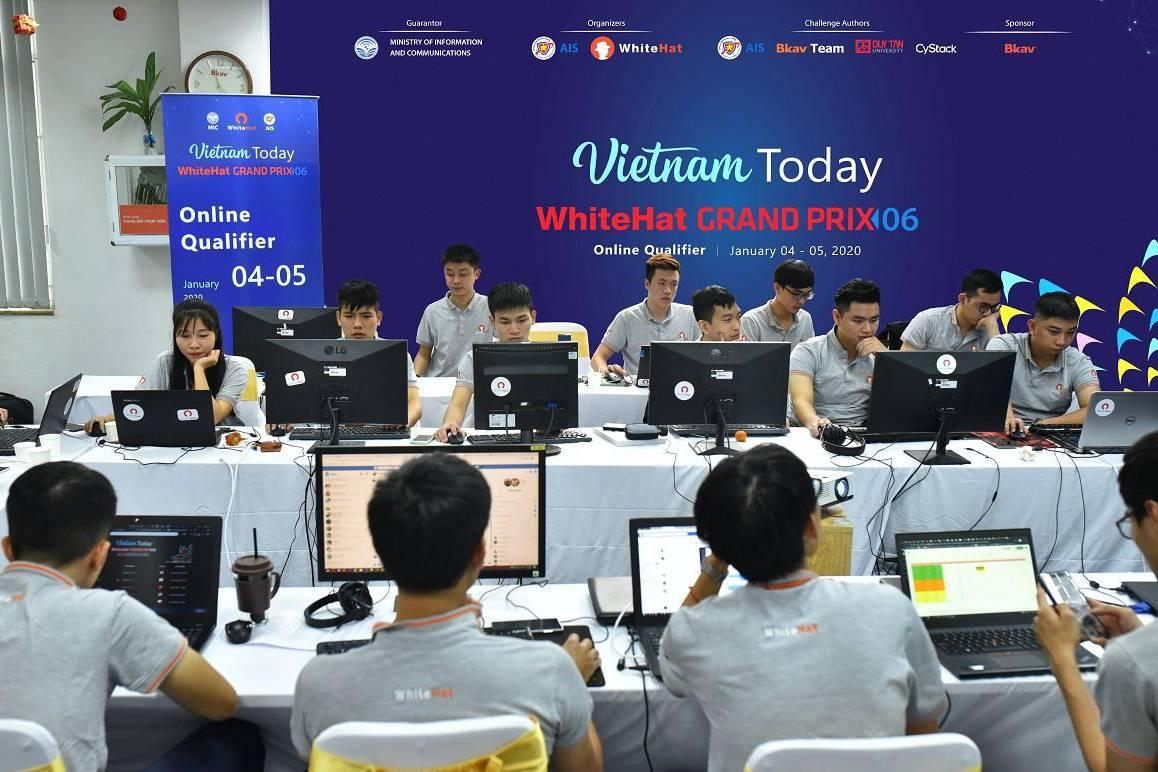 Tìm ra 10 đội vào chung kết của WhiteHat Grand Prix 06