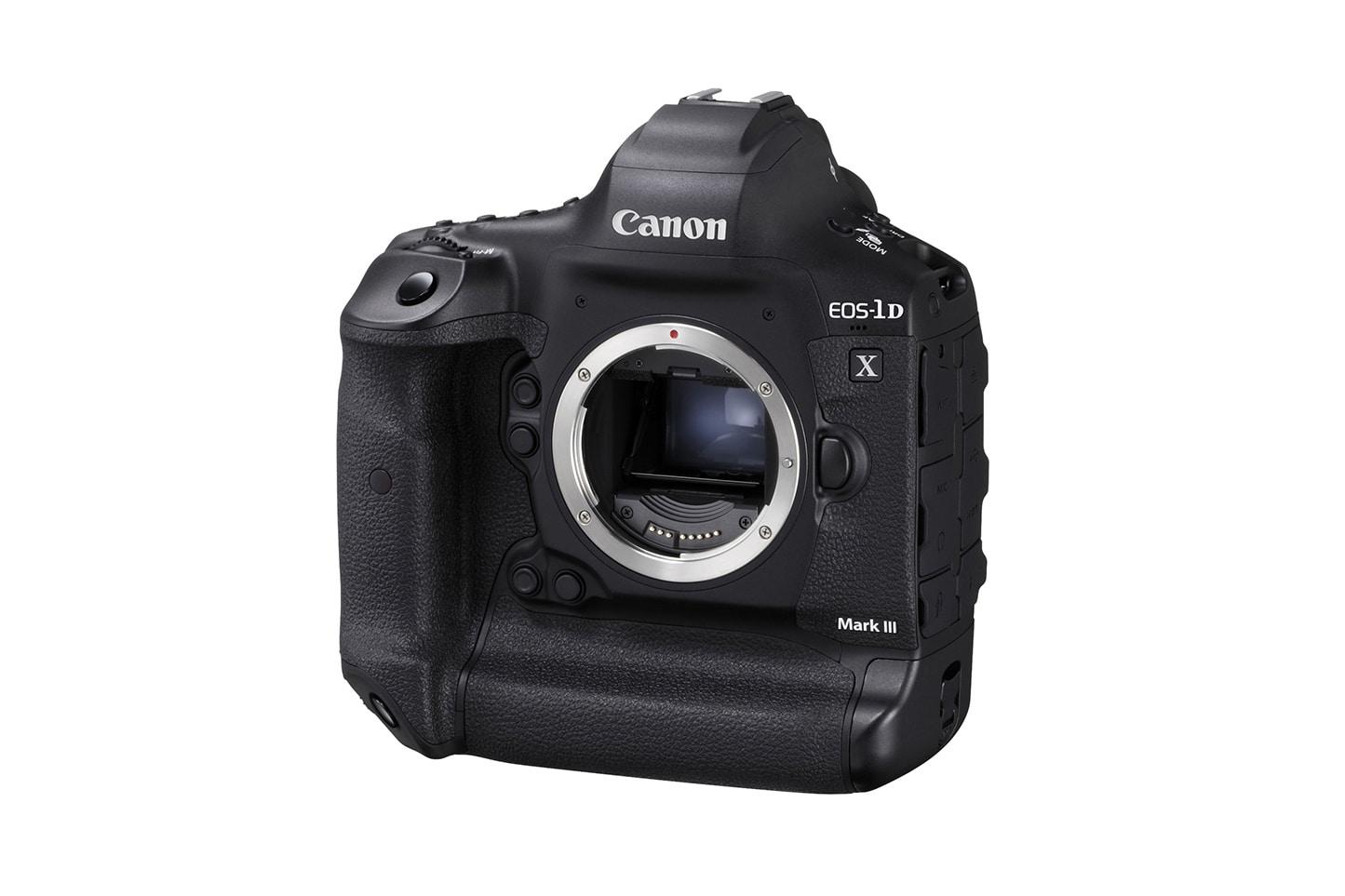 Canon EOS-1D X Mark III ra mắt: 2 chip xử lý hình ảnh, chụp 20fps, quay phim 5.5K raw, giá 150 triệu đồng