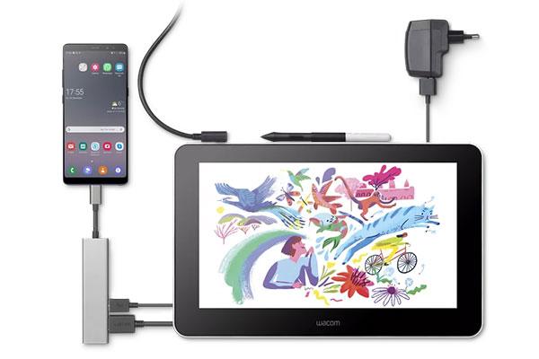 [CES 2020] Wacom ra mắt bảng vẽ kiêm tablet Android giá 400 USD