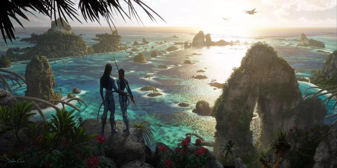 [CES 2020] Lộ diện những hình ảnh đầu tiên của Avatar 2 qua concept xe của tương lai đến từ Mercedes