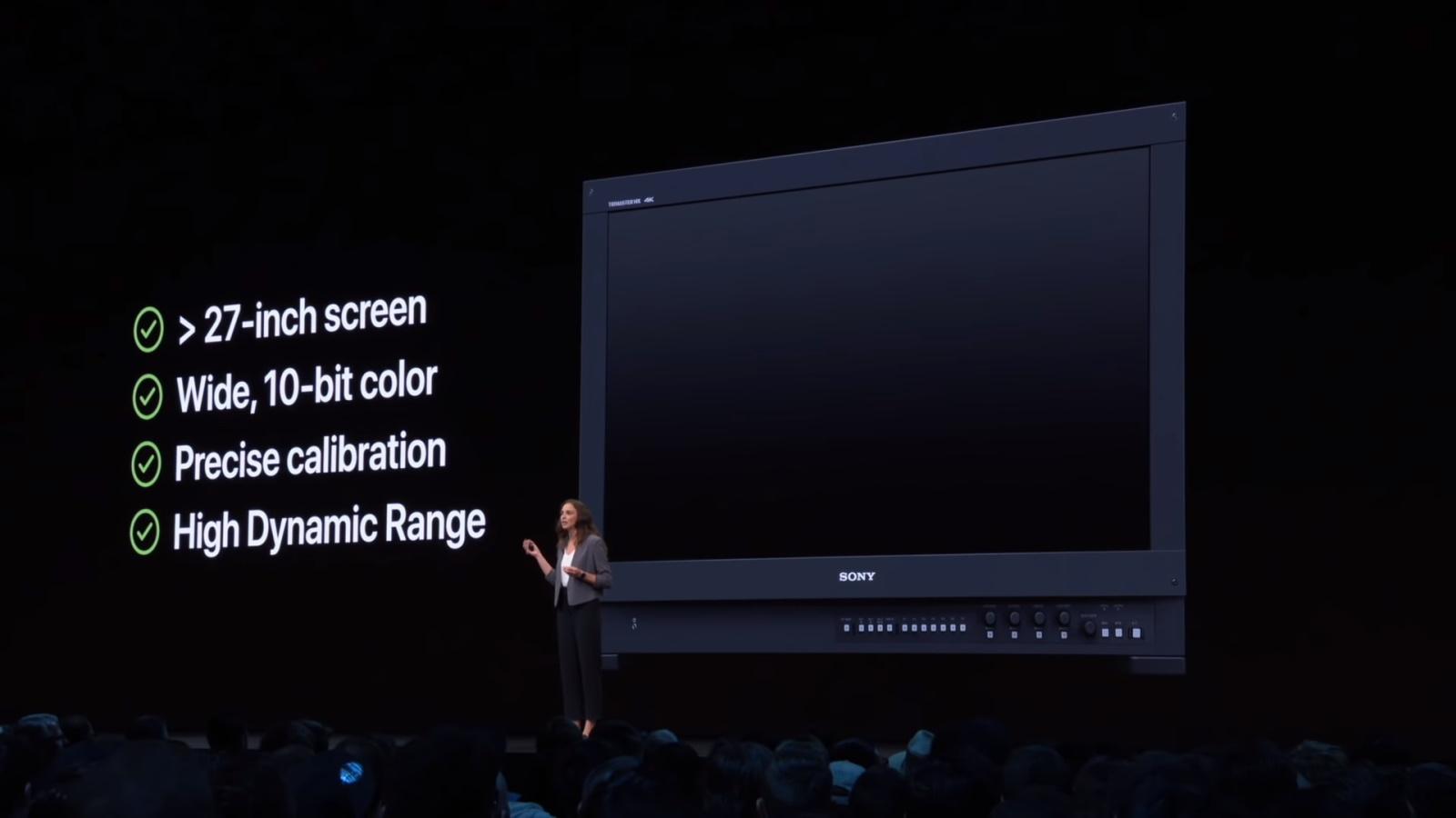 Apple quá 'ảo tưởng' khi so sánh Pro Display XDR với các màn hình tham chiếu 40.000 USD