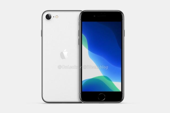 iPhone 9 rò rỉ với thiết kế giống iPhone 8, mặt lưng gương nhám