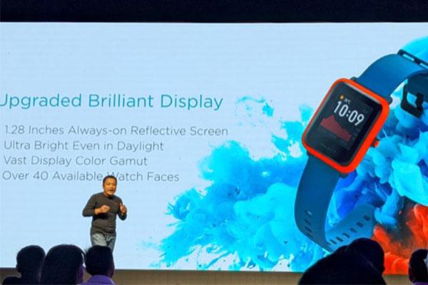 [CES 2020] Huami ra mắt Amazfit Bip S: smartwatch pin 40 ngày, chống nước 5ATM, giá 70 USD