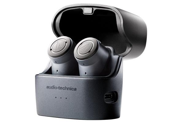 [CES 2020] Audio-Technica ra mắt bộ tai nghe true wireless đầu tiên của mình, có chống ồn chủ động