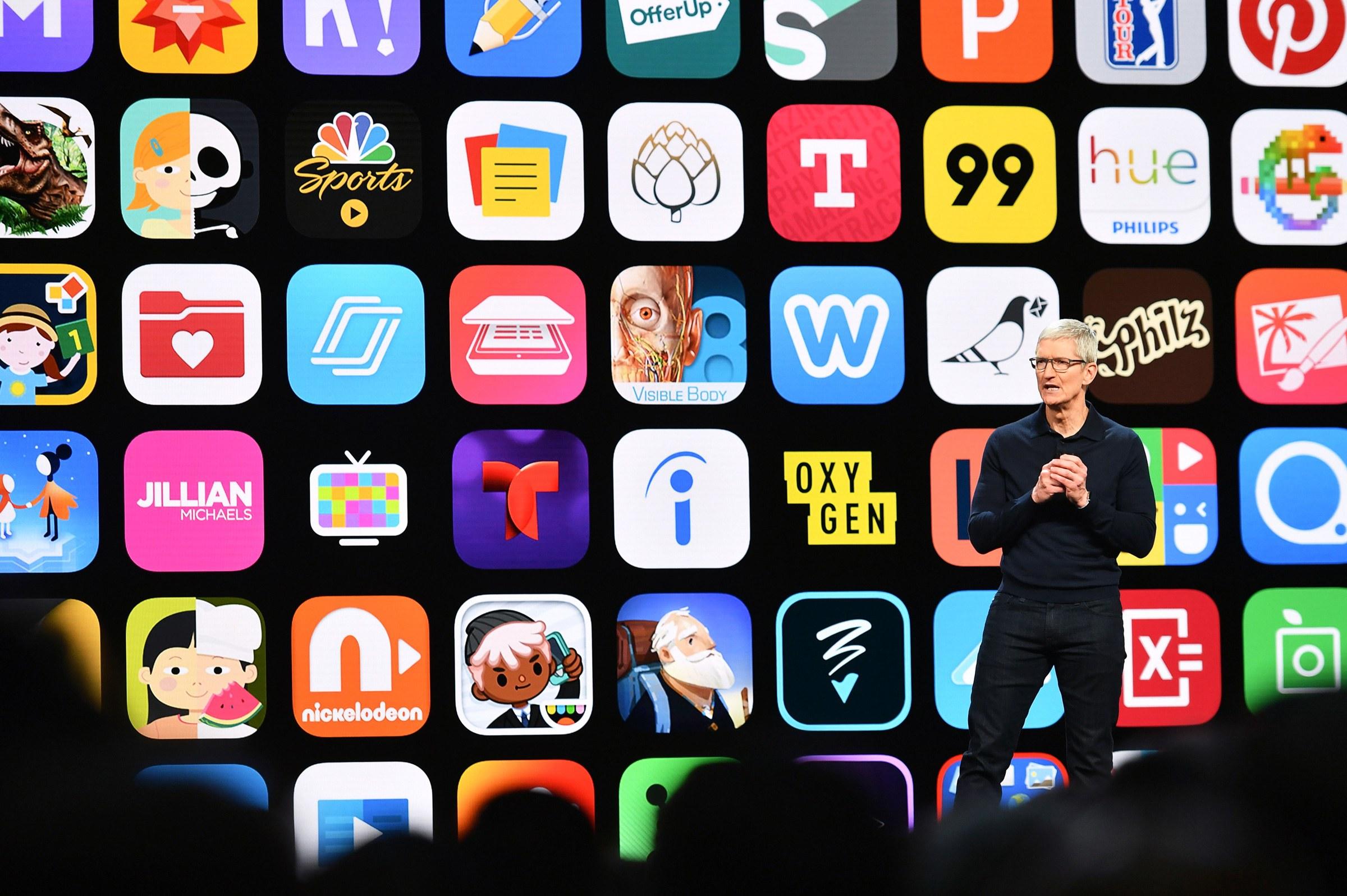 App Store của Apple thu về 50 tỉ USD lợi nhuận