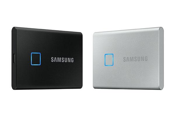 [CES 2020] Samsung ra mắt SSD di động có bảo mật vân tay
