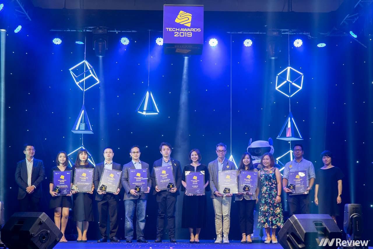 VnExpress công bố sản phẩm công nghệ xuất sắc trong năm tại Tech Awards 2019