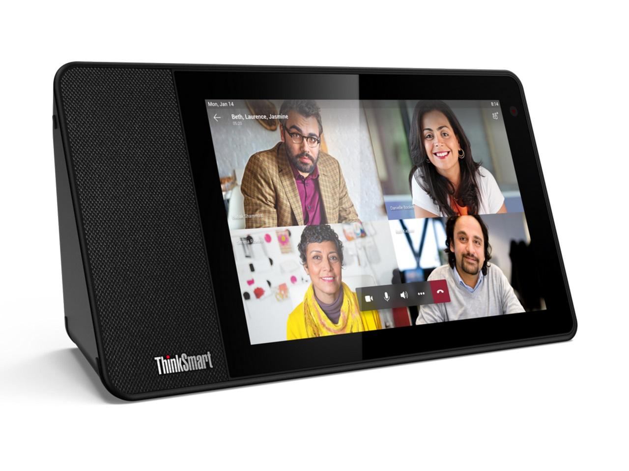 [CES 2020] Lenovo trình làng ThinkSmart View và ThinkSmart Manager cho văn phòng thông minh