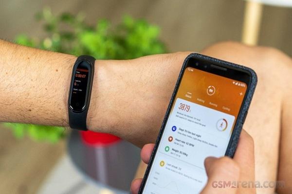 Hé lộ chi tiết đầu tiên về vòng đeo tay Xiaomi Mi Band 5