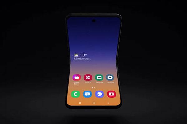 Smartphone màn hình gập tiếp theo của Samsung có tên Galaxy Bloom?