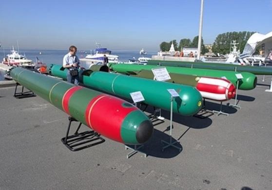 Siêu ngư lôi Mỹ lép vế trước vũ khí mới của Nga
