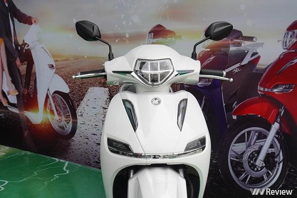 PEGA ra mắt xe điện eSH giống Honda SH từ tên gọi tới thiết kế, giá 29,9 triệu đồng