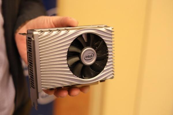 Intel đang có GPU rời, nhưng bạn chưa thể mua ngay bây giờ
