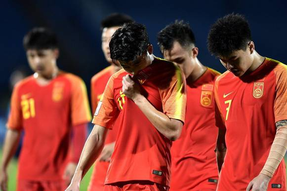 Bóng đá Trung Quốc tệ hại và thất bại đến mức nào tại giải U23 châu Á?
