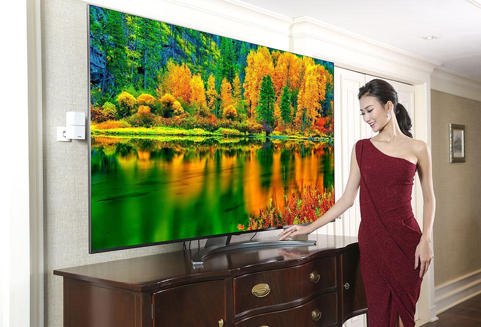 Cận cảnh TV LG NanoCell 8K giá 199 triệu đồng tại Việt Nam