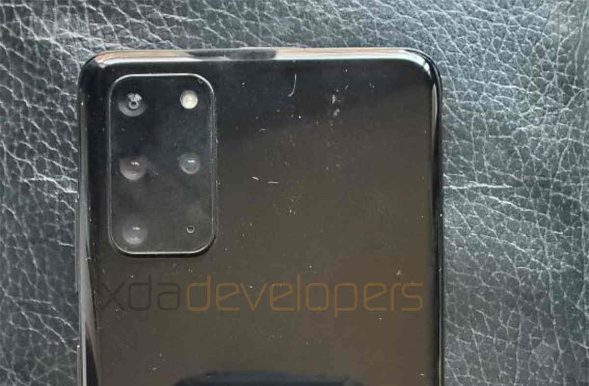 Galaxy S20 Plus sẽ dùng cảm biến Sony 12MP, không có 108MP