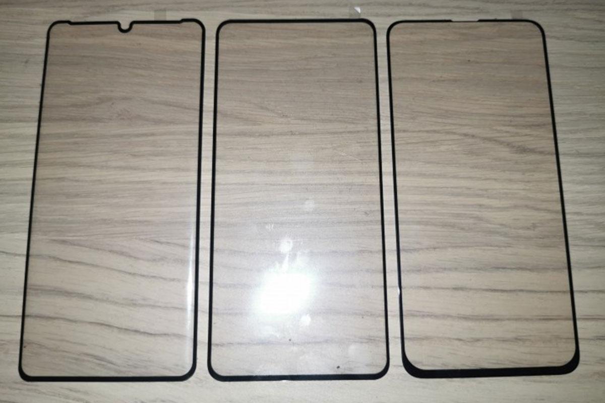 Huawei P40 Pro có màn hình cong 4 cạnh, không lỗ khuyết?