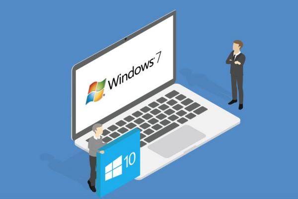 """Dù Windows 7 đã """"về hưu"""" nhưng bạn vẫn có thể cập nhật miễn phí lên Windows 10"""