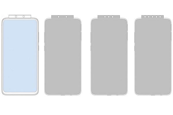 """Điện thoại Xiaomi sẽ có """"cụm camera 7 cảm biến thò thụt""""?"""