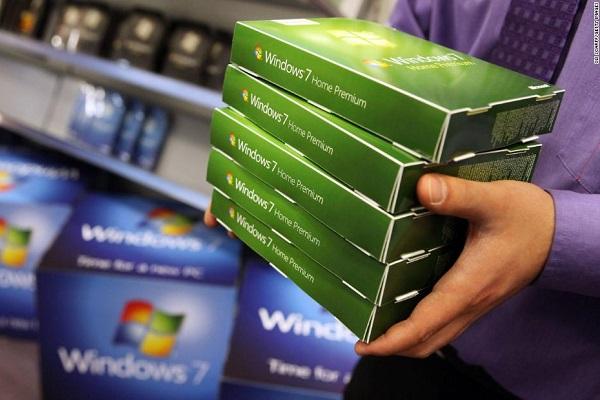 """Đến ngày """"xuống mồ"""", Windows 7 vẫn là hệ điều hành phổ biến thứ 2 thế giới"""