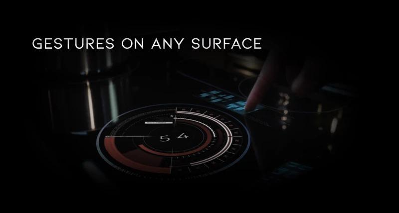 Đây là công nghệ siêu âm mới giúp các chiếc smartphone trong tương lai không còn phím vật lý