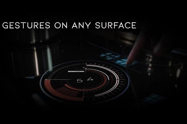 Công nghệ siêu âm mới giúp smartphone trong tương lai không còn phím vật lý