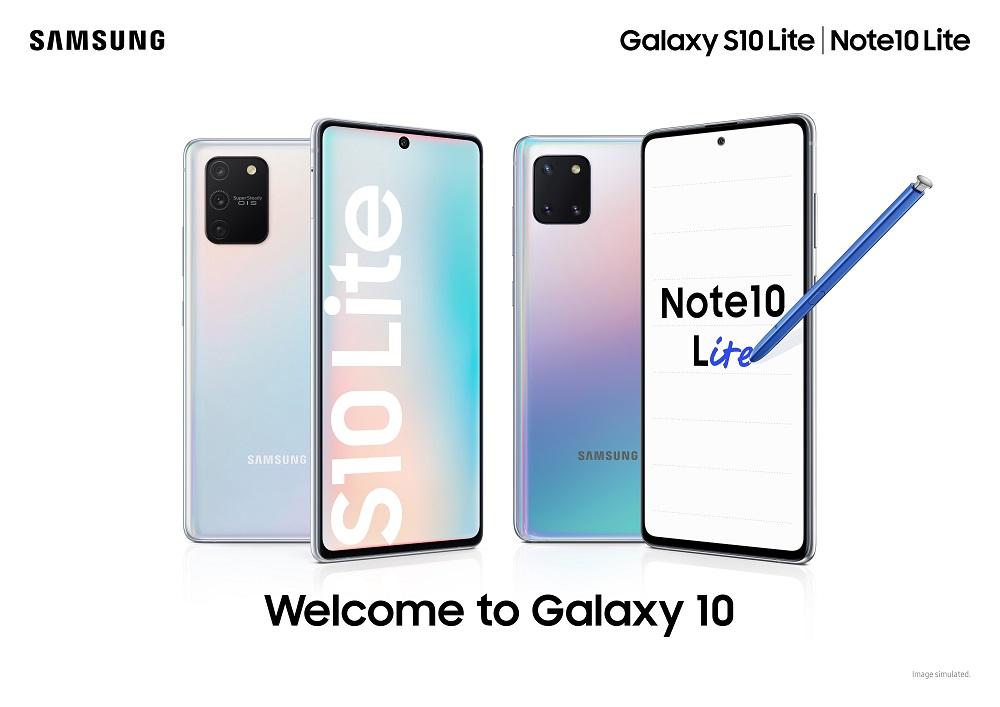 Samsung bán Note 10 Lite và S10 Lite tại Việt Nam từ 17/01, giá lần lượt 14 và 15 triệu đồng