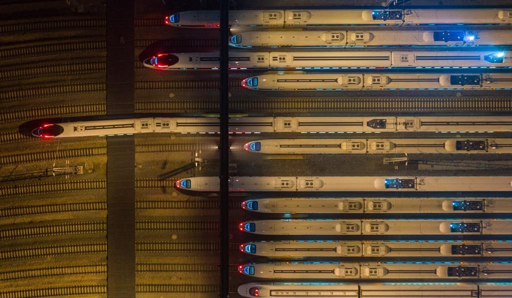 Hệ thống đường sắt Trung Quốc