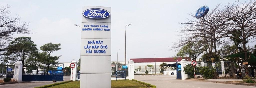 Ford Việt Nam đầu tư hơn 1,9 nghìn tỷ đồng mở rộng nhà máy Hải Dương nhằm đáp ứng nhu cầu ô tô tại Việt Nam ngày càng tăng cao
