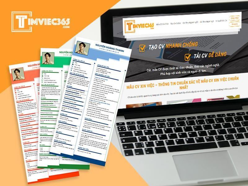 [QC] CV timviec365.com - Bước đệm cho sự nghiệp thăng hoa