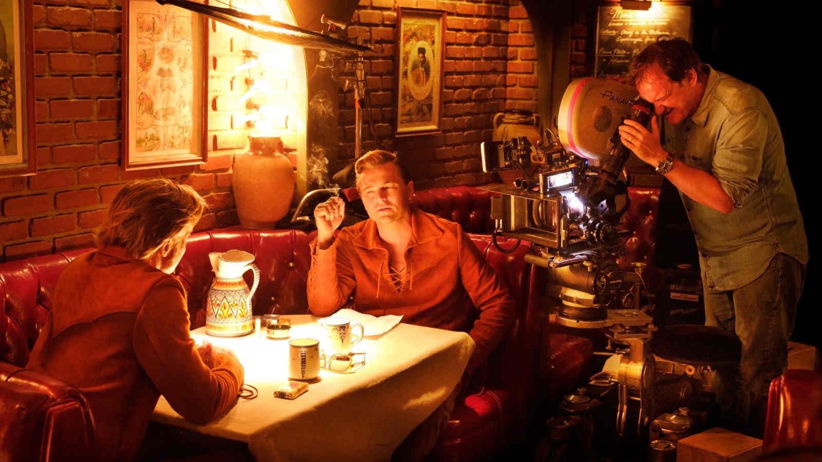 Sony ủng hộ đạo diễn Quentin Tarantino làm phim vì nghệ thuật, không cần phòng vé Trung Quốc