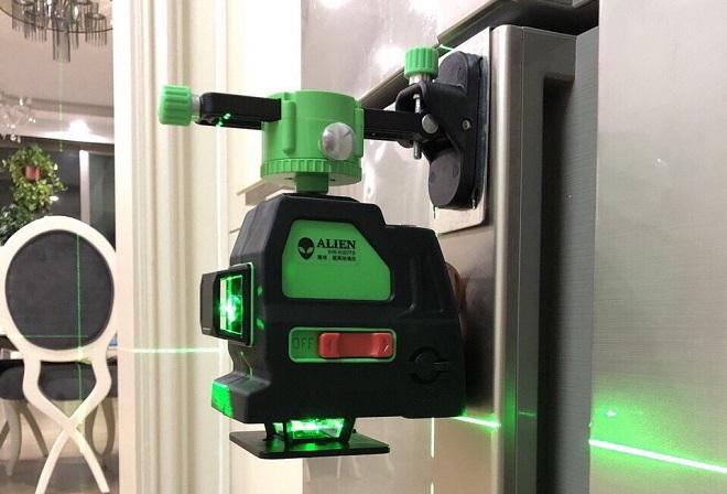Máy cân mực laser là gì? Có bao nhiêu loại máy cân mực laser?