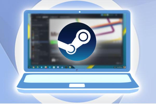 Ứng dụng Steam sắp có mặt trên Chromebook?
