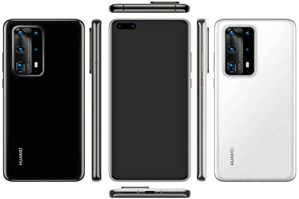 Huawei P40 Pro PE với cụm 5 camera khủng sắp sửa được trình làng
