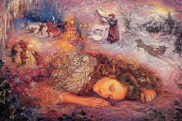 Giấc mơ có thể tiết lộ những bí mật thầm kín của chúng ta?