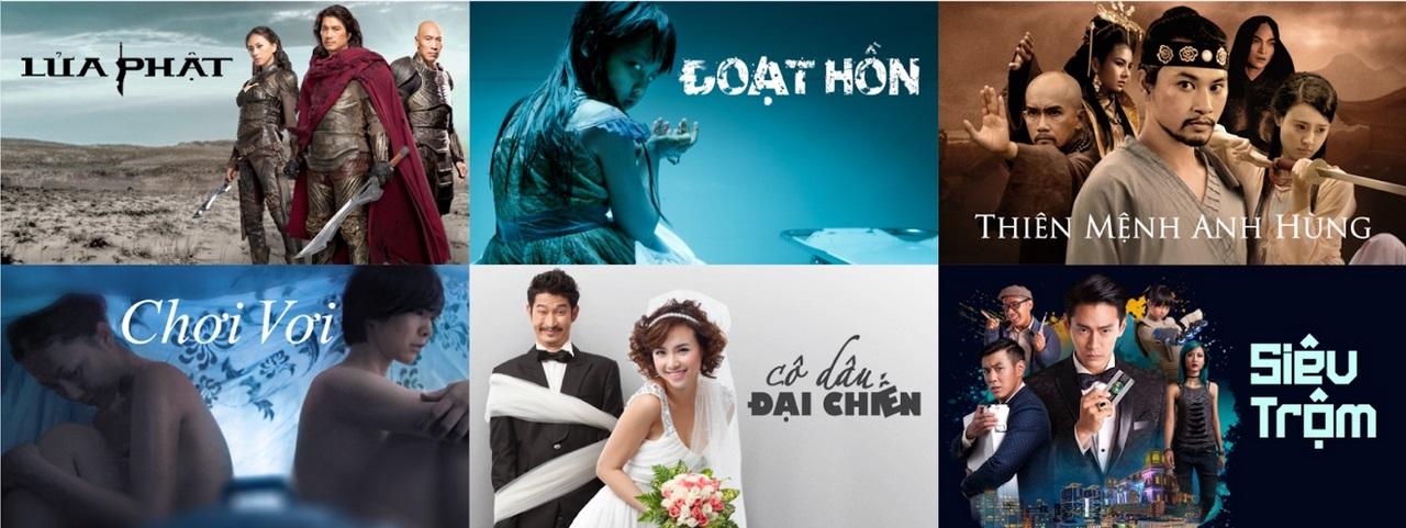 """Netflix hợp tác cùng BHD cập nhật thêm hàng loạt phim Việt cho mùa Tết cận kề: có hẳn 2 """"bom tấn"""" một thời của Victor Vũ"""