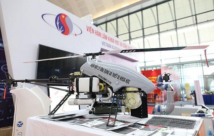 Việt Nam thiết kế, chế tạo thành công máy bay không người lái