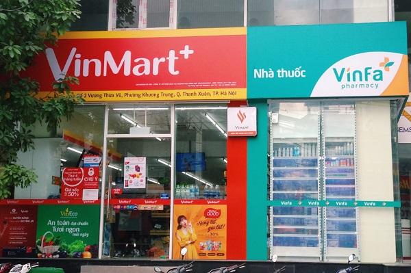 Chuỗi nhà thuốc VinFa co hẹp qui mô khi Vingroup dồn lực cho VinFast, VinSmart?