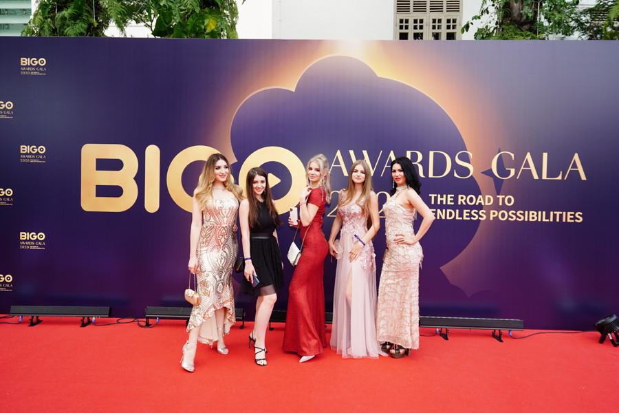 BIGO Awards Gala 2020: Lễ trao giải Idol và gia tộc BIGO Live của hơn 80 quốc gia trên thế giới