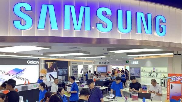 Nhiều công ty nước ngoài, gồm cả Samsung, tăng cường đầu tư vào Trung Quốc