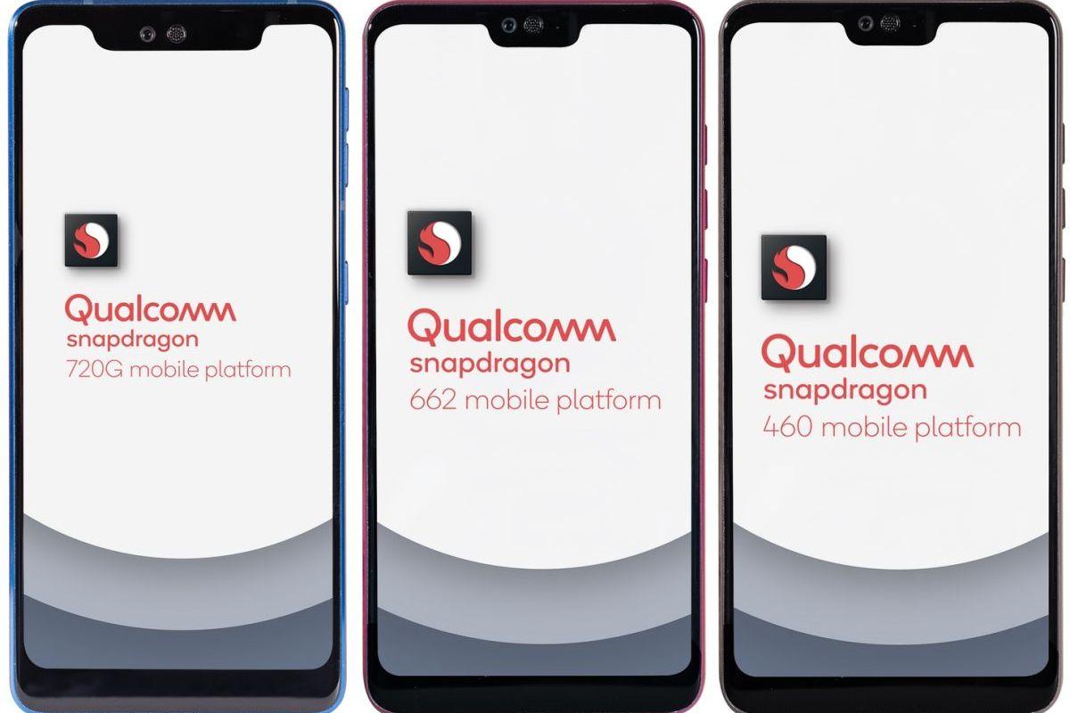 Qualcomm ra mắt Snapdragon 720G, 662 và 460: mạnh hơn gấp đôi, hỗ trợ camera 192MP, thêm WiFi 6, Bluetooth 5.1
