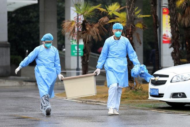 Làm thế nào để nhận dạng các trường hợp nhiễm virus Vũ Hán ở sân bay?