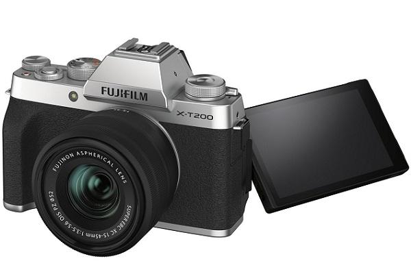 Fujifilm ra mắt máy ảnh mirrorless X-T200, có con quay hồi chuyển để chống rung video tốt hơn