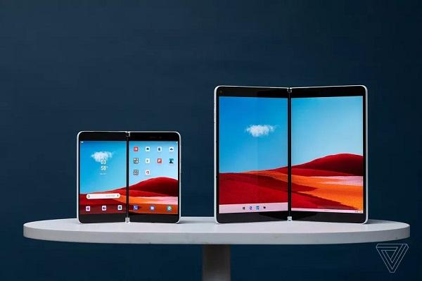 Đây chính là tầm nhìn của Microsoft cho các ứng dụng 2 màn hình trên Windows 10X và Android