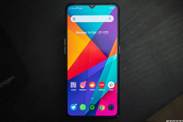 Smartphone Realme phá vỡ kỷ lục điểm số trên AnTuTu