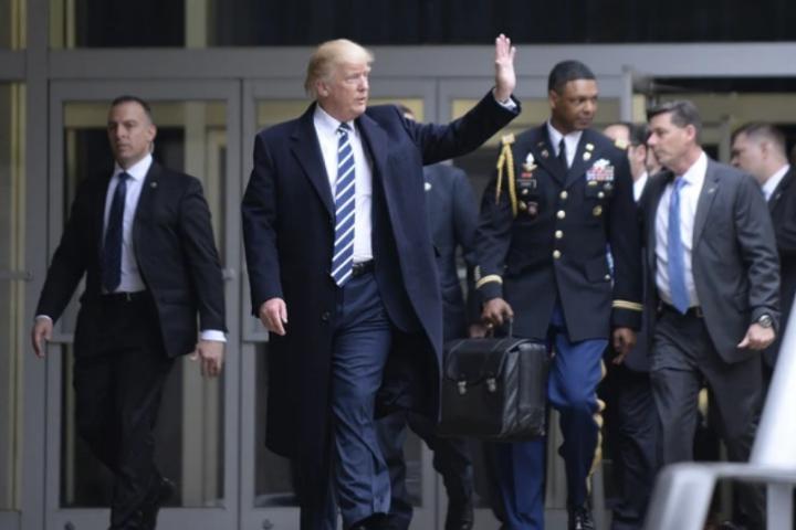 Tổng thống Mỹ phóng tên lửa hạt nhân như thế nào?