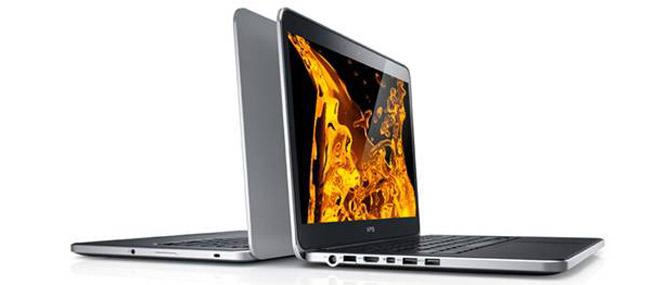 Ultrabook Dell XPS 14: Ivy Bridge, đồ hoạ rời, pin 11 giờ