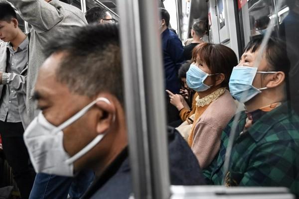 Đây là hình ảnh đầu tiên về virus Vũ Hán, chủng virus đang gây hoang mang khắp thế giới